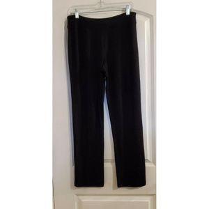 NWT SOMA Live Lounge Wear Women's Black Pants